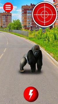 Pocket Apes GO poster