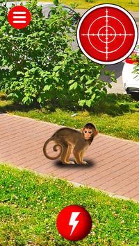 Pocket Apes GO screenshot 1