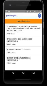 Automobile Engineering screenshot 12
