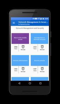 Network Management & Security screenshot 15