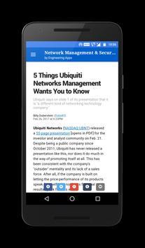 Network Management & Security screenshot 19