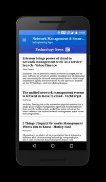 Network Management & Security screenshot 4