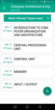 Computer Architecture & Org screenshot 1