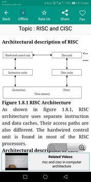 Computer Architecture & Org screenshot 6