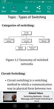 Data Communication & Networks screenshot 14