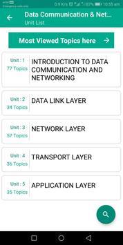 Data Communication & Networks screenshot 1