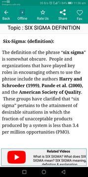 Learn Six Sigma: Engineering screenshot 10