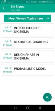 Learn Six Sigma: Engineering screenshot 1