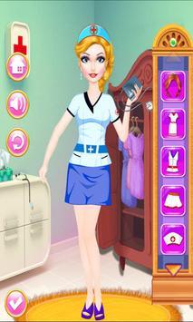 Nurse Dress Up Game screenshot 3