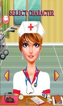 Nurse Dress Up Game poster