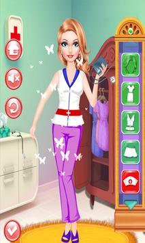 Nurse Dress Up Game screenshot 1