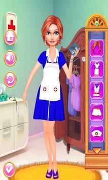 Nurse Dress Up Game screenshot 2