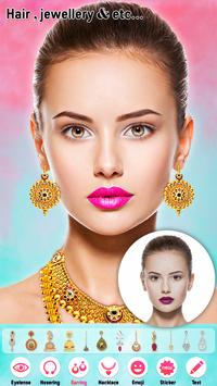 Girls Photo Editor - Makeover & Fashion poster