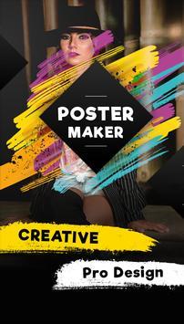 HD Poster Maker : Banner, Card & Ads Page Designer screenshot 1
