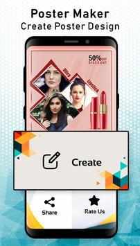 HD Poster Maker : Banner, Card & Ads Page Designer screenshot 2