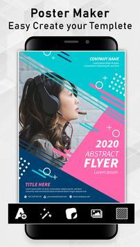 HD Poster Maker : Banner, Card & Ads Page Designer screenshot 3