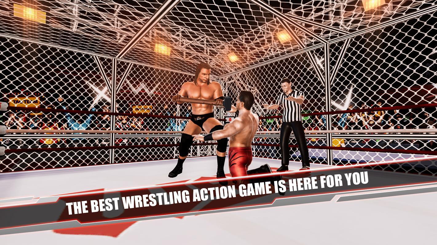 Wrestling Games Mod Apk | Boredom killer