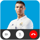 Fake Video Call Ronaldo - Fake Video Call icon
