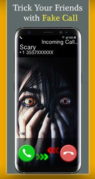 Fake Call - Scary Prank Call poster