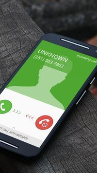 Fake call - prank penulis hantaran