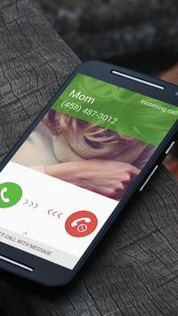 Fake call - prank syot layar 4