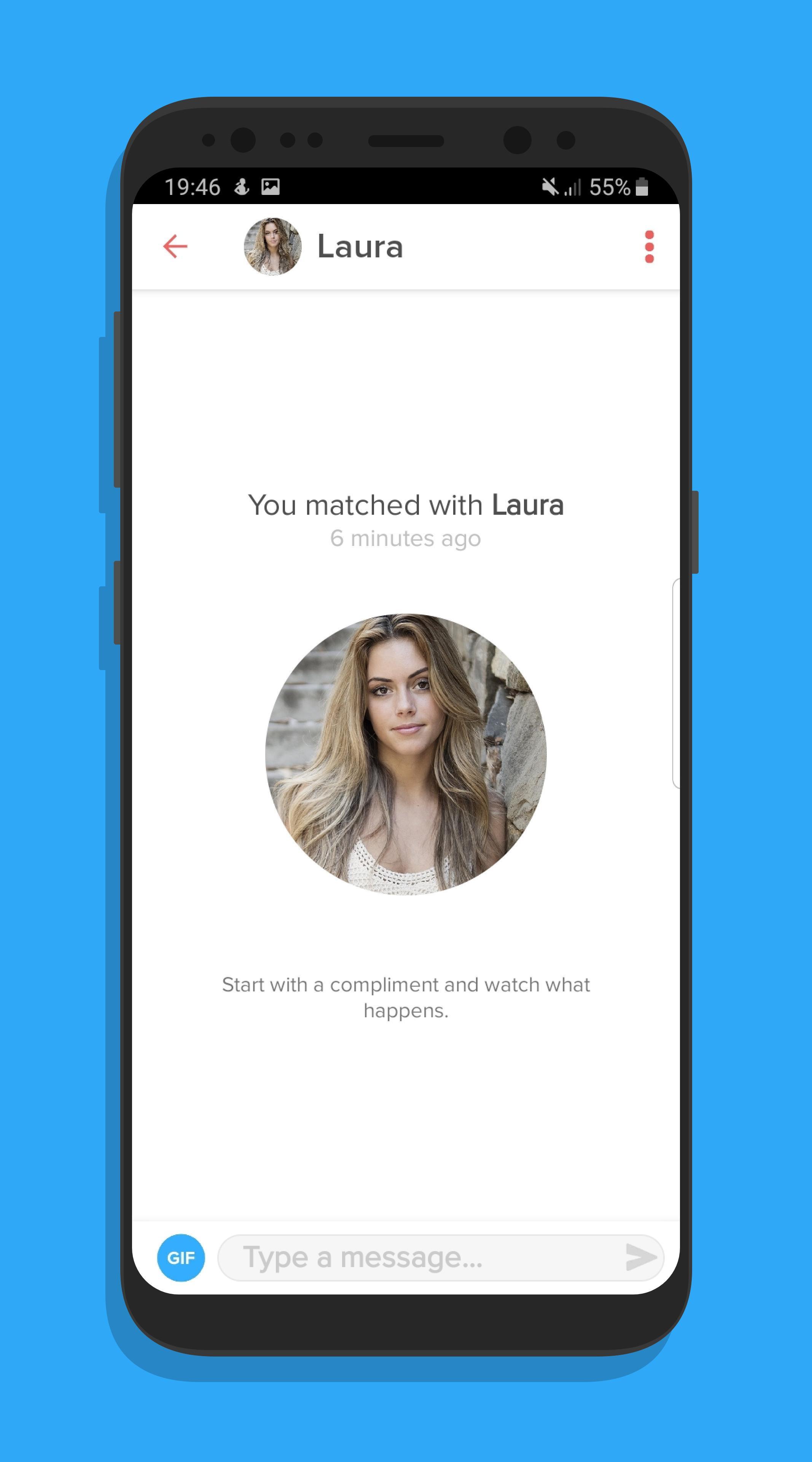 Create fake profile tinder