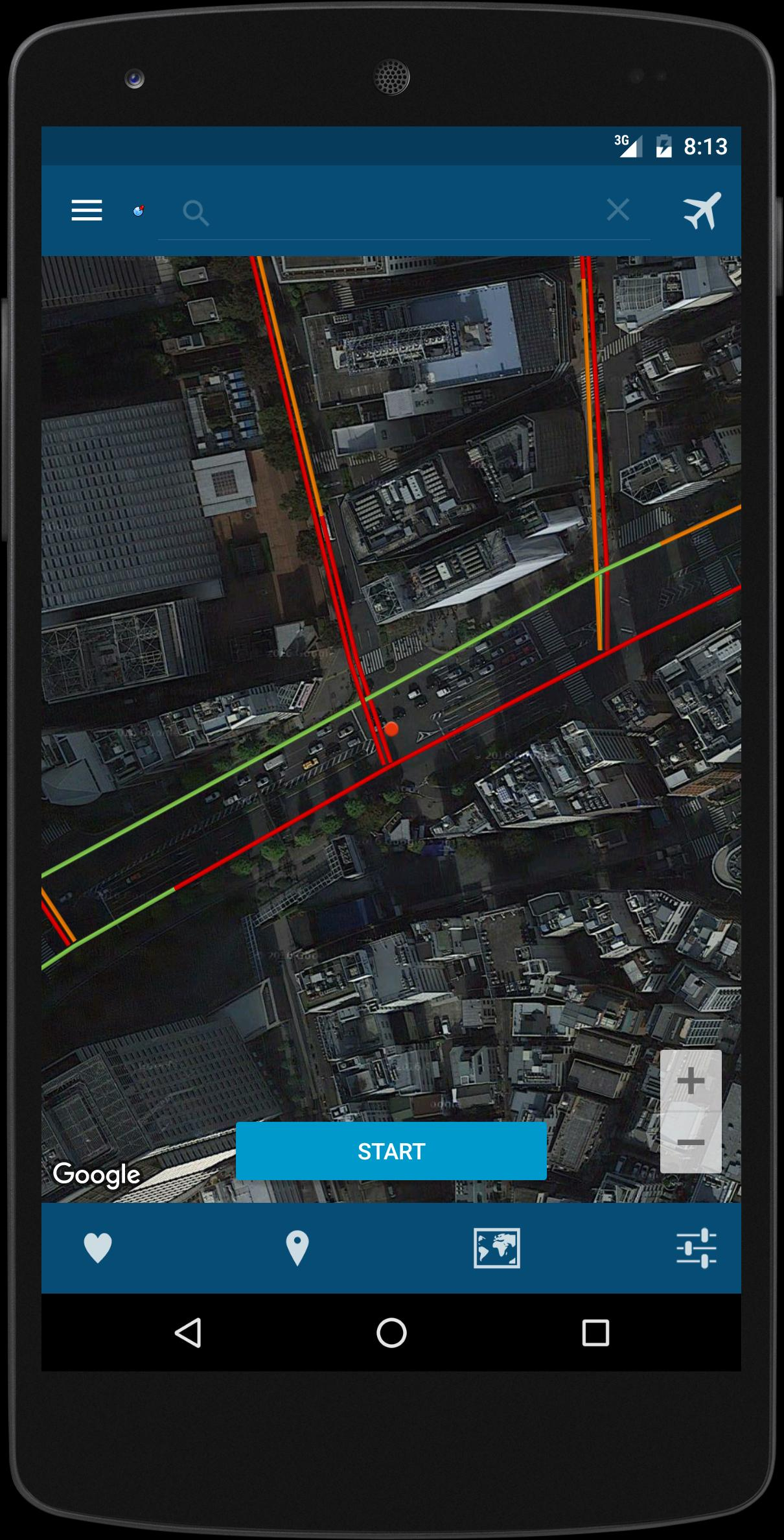 Fake gps - fake location for Android - APK Download