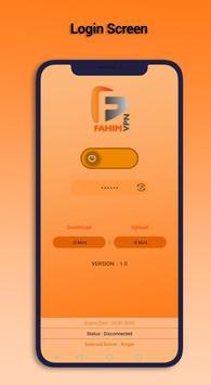 FAHIM VPN poster