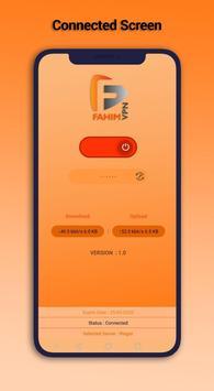 FAHIM VPN screenshot 1