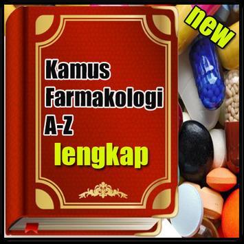 Kamus Farmakologi A-Z poster