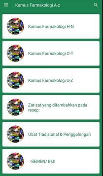 Kamus Farmakologi A-Z screenshot 4