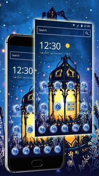 Fairy Tale Magic Lamp Art Theme screenshot 2