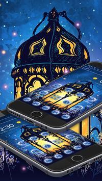 Fairy Tale Magic Lamp Art Theme screenshot 8