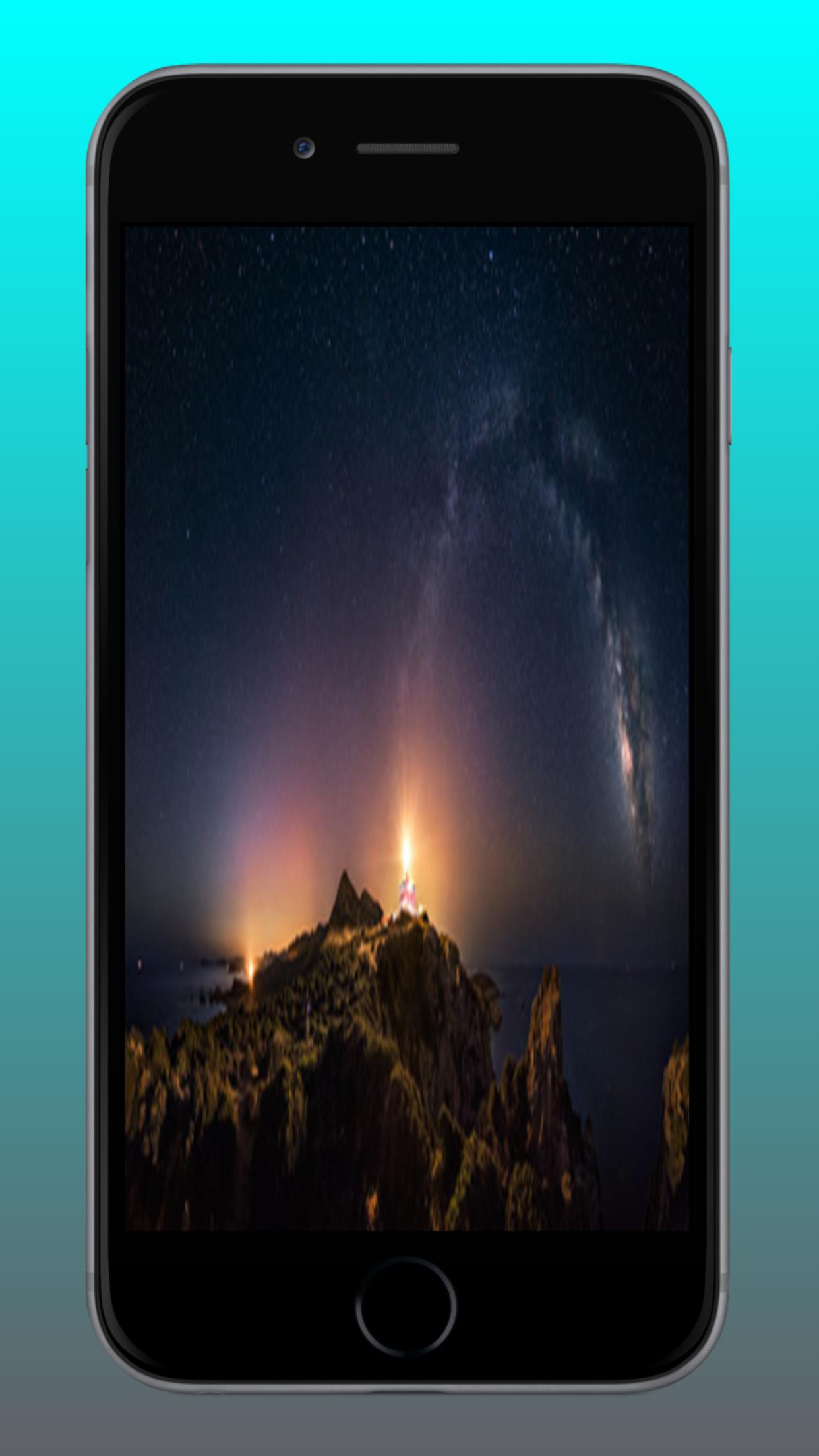 Milky Way Hd Wallpaper For Android Apk Download