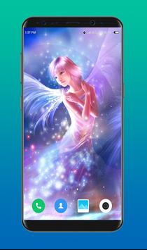 Fairy Wallpaper screenshot 7