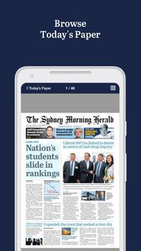 The Sydney Morning Herald screenshot 5