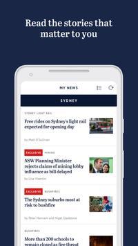 The Sydney Morning Herald screenshot 3