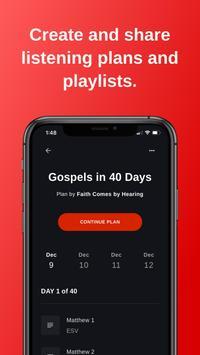 Bible - Audio & Video Bibles poster