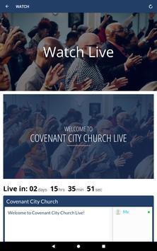 Covenant City Church screenshot 6