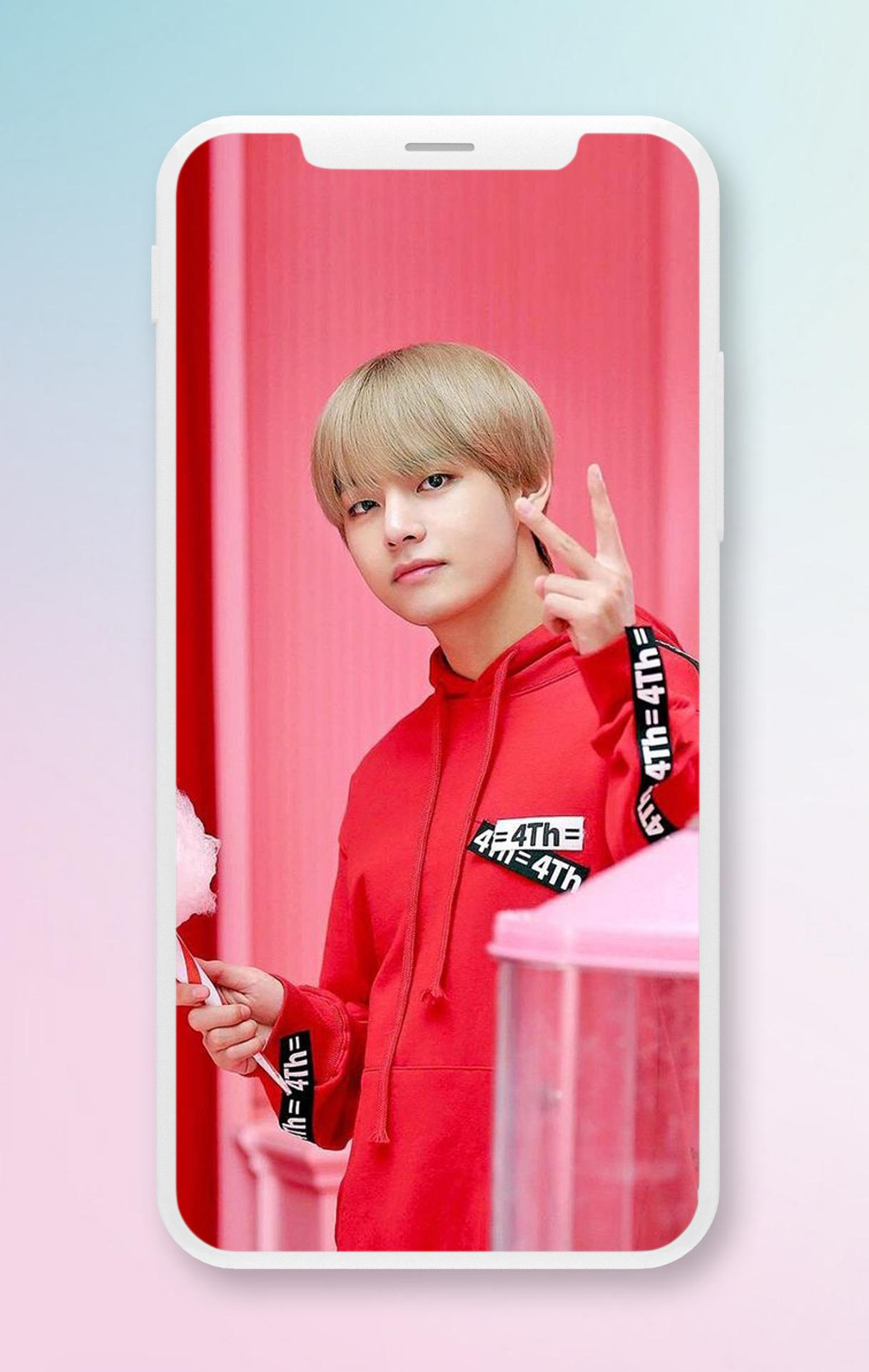 Bts V Wallpaper Hd Live 3d Effect For Android Apk Download
