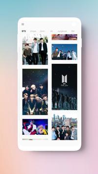 ⭐ BTS Wallpaper HD Photos 2019 스크린샷 5