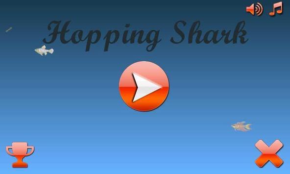 Hopping Shark screenshot 1