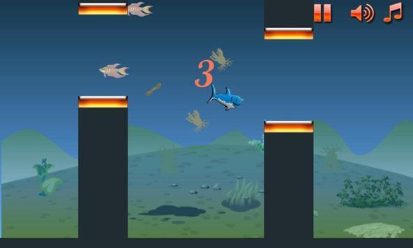 Hopping Shark screenshot 2