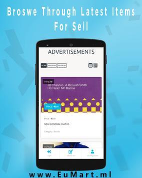 EuMart - Buy & Sell screenshot 2