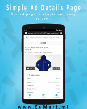 EuMart - Buy & Sell screenshot 4
