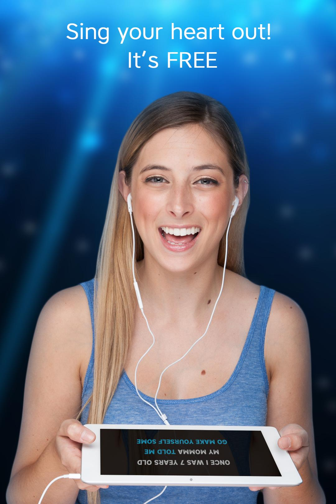 Karaoke - Sing Karaoke, Unlimited Songs for Android - APK Download