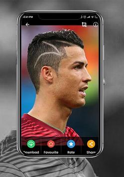 Famous Male Haircut screenshot 1