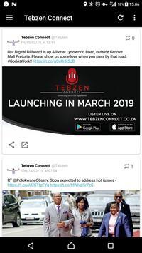Tebzen Connect screenshot 3