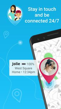 Family Locator, Phone GPS Tracker poster