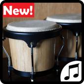 Drum Sound effects amazing ringtones for phone icon